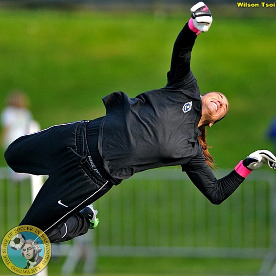 Picture Perfect: Hope Solo's debut with Seattle Reign FC