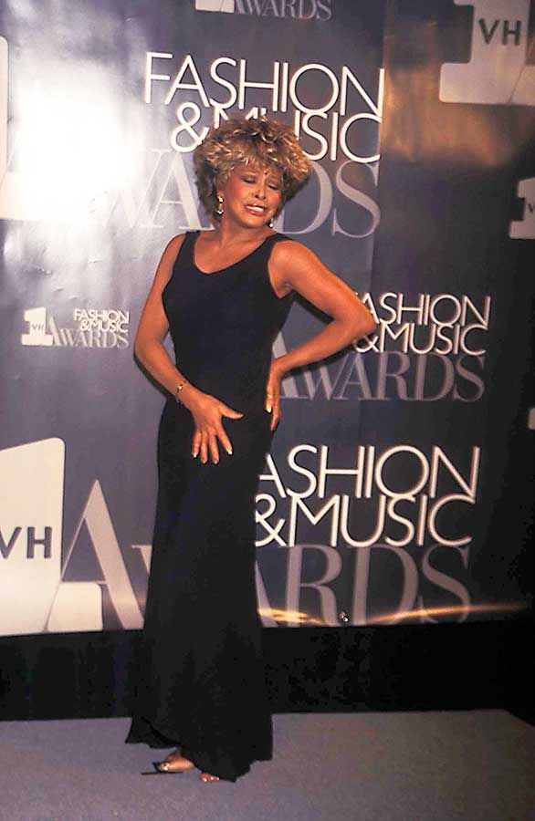 Tina Turner - Fashion and Music Awards - 1995