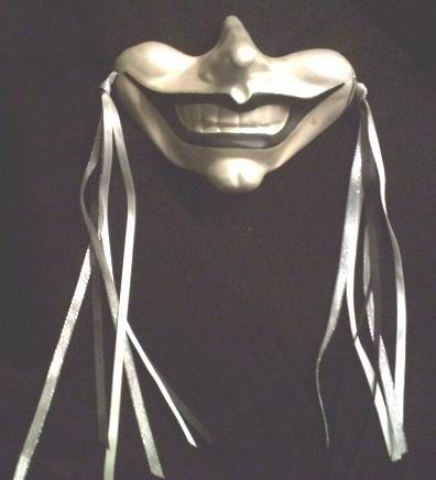 Gothic Smile Wall Mask Jester Clown Renaissance .... I need this for my collection