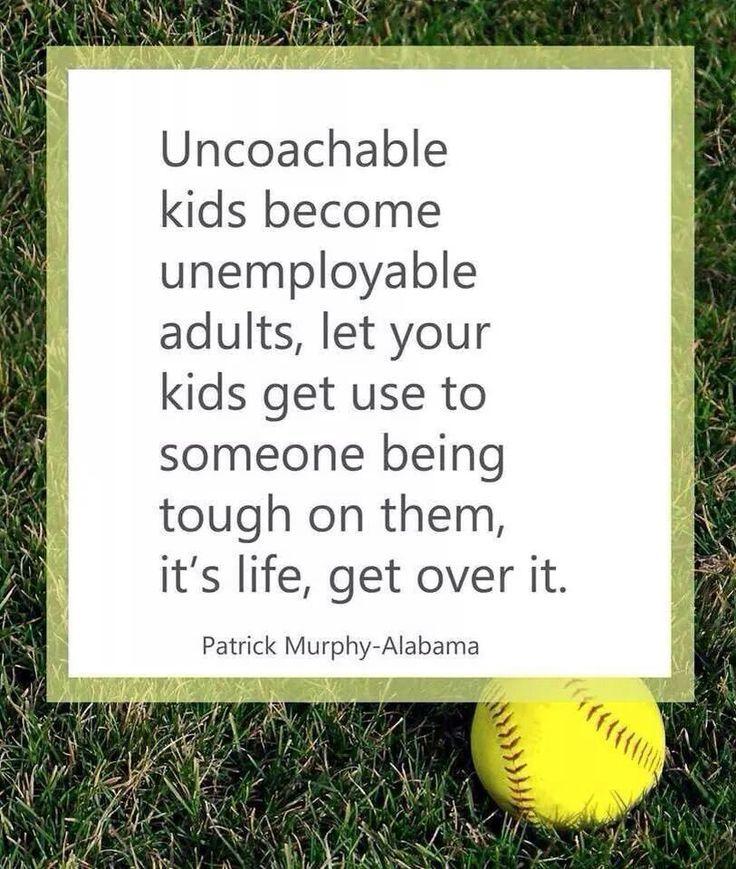 patrick murphy alabama softball quote - Google Search