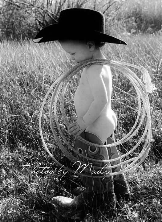 Country baby boy ♥ Photos by Mady