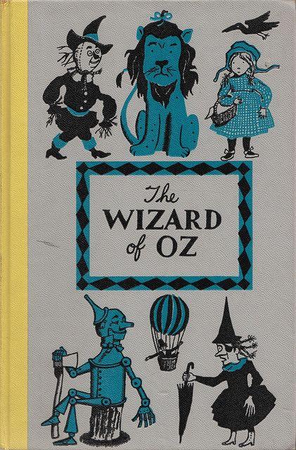 The Wizard of Oz binding