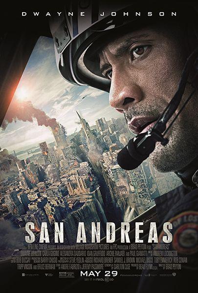 San Andreas Movie Review #SanAndreas