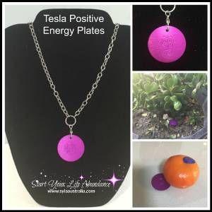 - TESLA Purple Plates