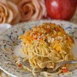 Baked Chicken Spaghetti Recipe