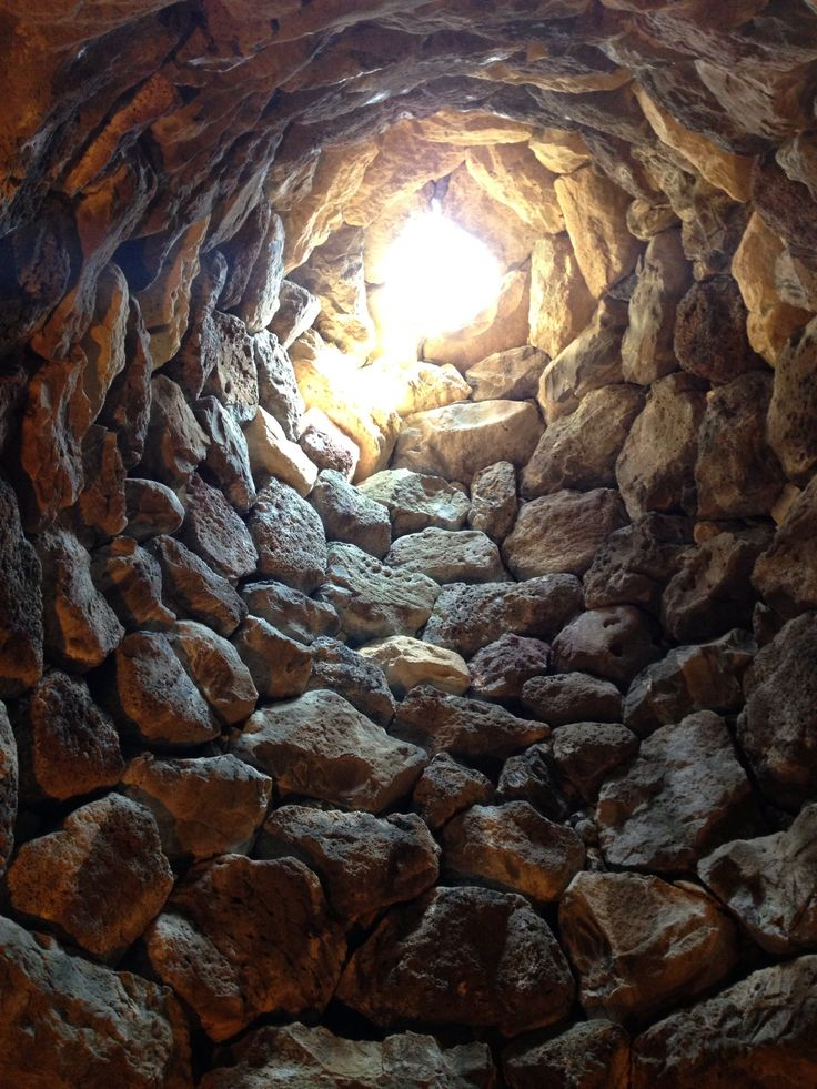 Barumini Sardegna Italy 3000 year old