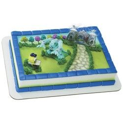 Monsters University Cake Decoration Kits, Monsters Party Supplies