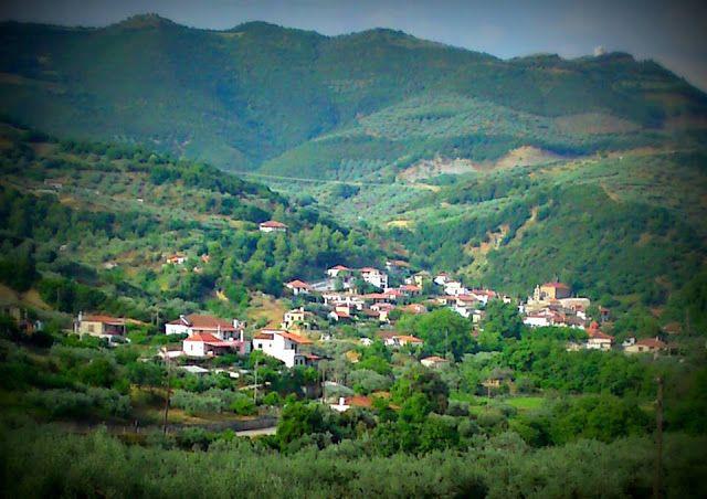 Τα χωριά της Ελλάδας: Μεγάρχη Άρτας
