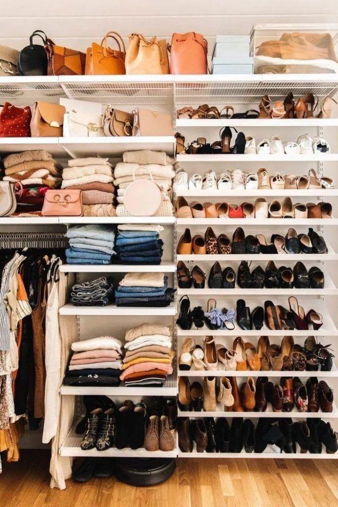 140 Pretty Modern Closet Ideas That Every Women Will Love 20 Projekty Sypialni Organizacja Domu Organizacja Szafy