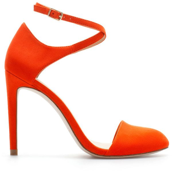 1000  ideas about Orange High Heels on Pinterest | Zebra heels ...