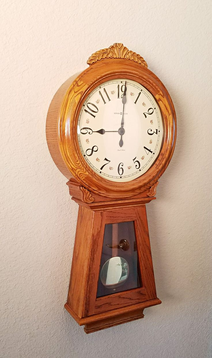 Best 25 howard miller wall clock ideas on pinterest howard just listed in the clock guys etsy etsy shop vintage howard miller heirloom quality dual digital chime westminster ave maria quartz pendulum wall amipublicfo Gallery