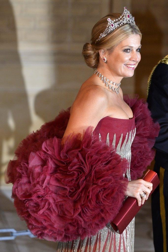 Nice dress from dutch designer Jan Taminiau