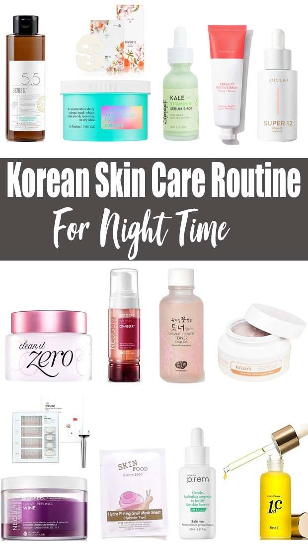 10 Step Korean Skin Care Routine Before And After In 2020 Skin Care Routine Steps Korean Skincare Routine Skin Care Routine