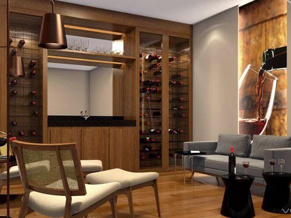 Decor Salteado - Blog de Decoração   Arquitetura   Construção   Paisagismo: Adegas na decoração – veja ambientes lindos com essa tendência + dicas!
