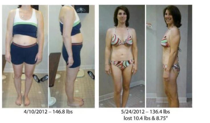 arlene pellicane weight loss