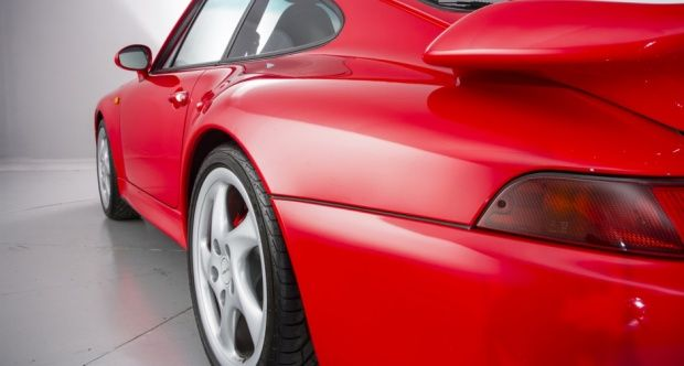 1995 Porsche 911 / 993 Turbo