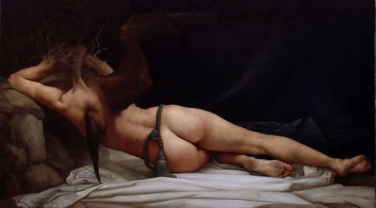 Roberto Ferri is known for his poetic imagery imbued with references to Baroque painters such as Caravaggio and other old masters of Romanticism. His work focuses on the coexistence of good and evi…