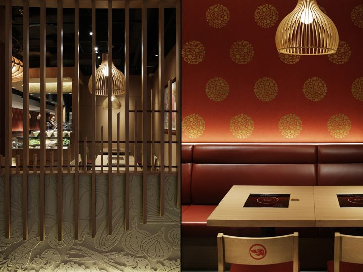 Gyujin YOHO Restaurant By STUDIO C8 CO Hong Kong Retail Design Blog