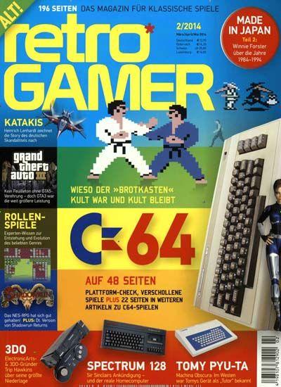 Retro Computerspiele