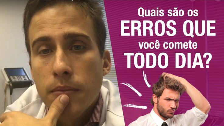Quais São Os Erros Que Você Comete Todo Dia? | Dr Juliano Pimentel