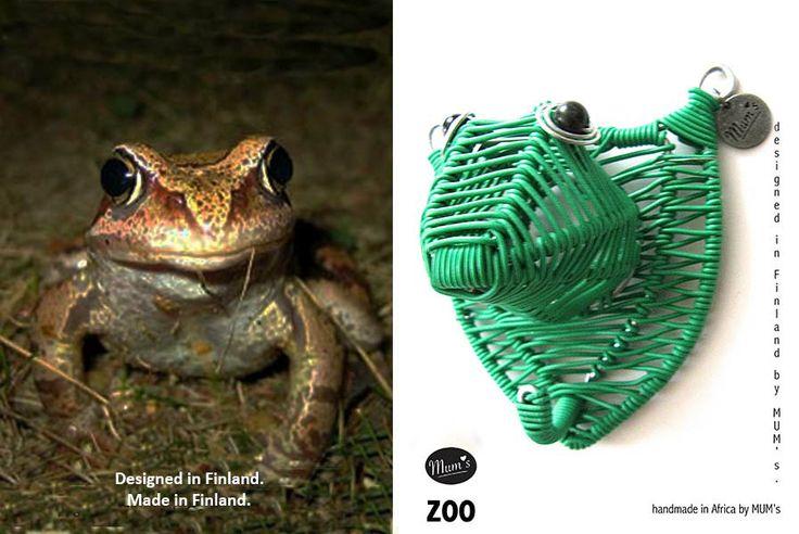 Scandinavian fauna: frog