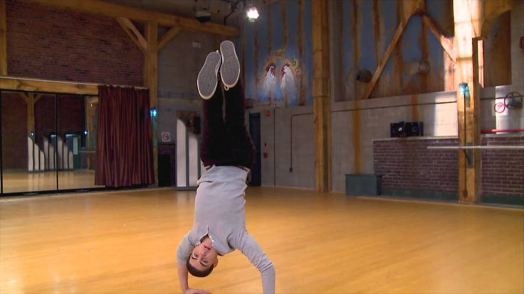 The Next Step - Trick Off: Side Invert