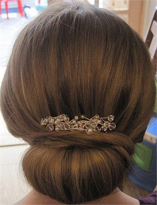 Bridal Hair - Up - Wedding Makeup & Hair Styling