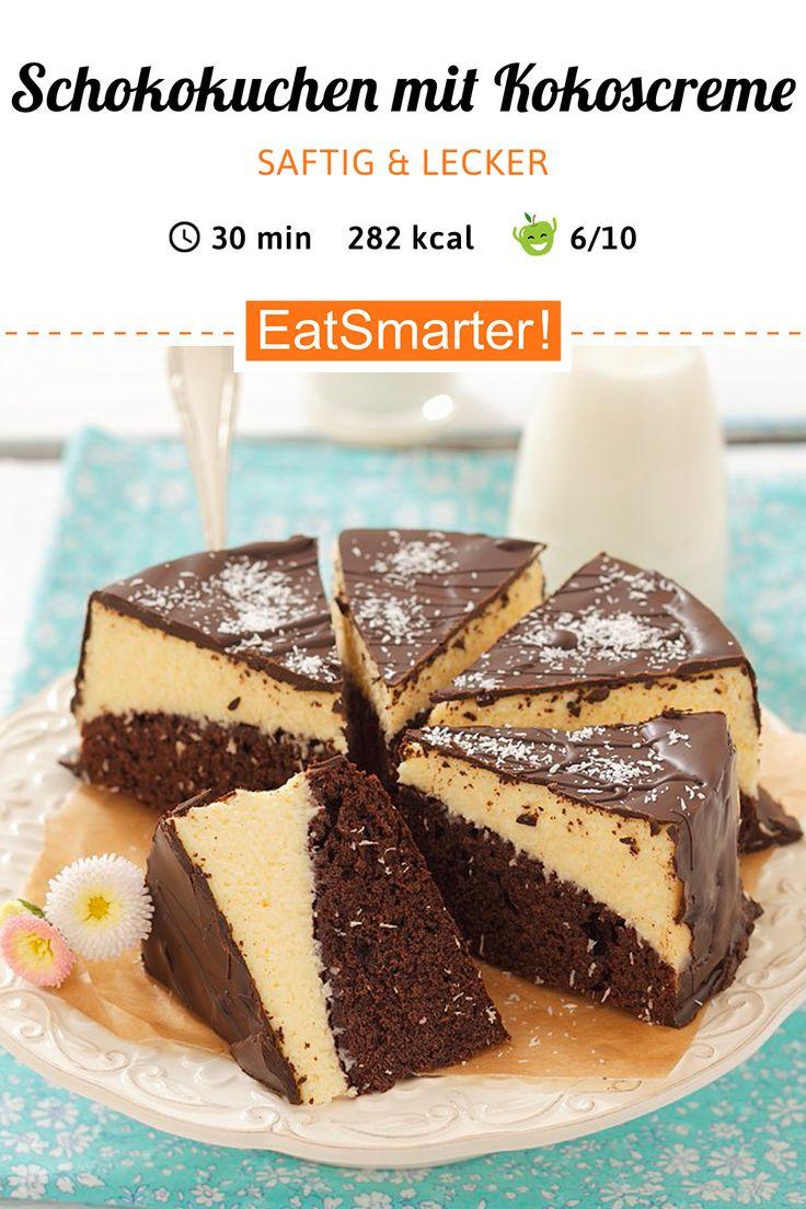 Bolo de chocolate com creme de coco   – Die beliebtesten & besten Rezepte!