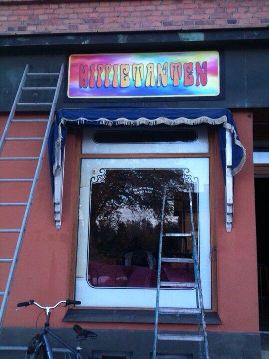 Min lokal på Järnvägsgatan 7 i Laxå