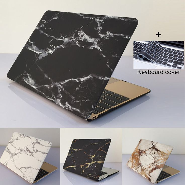 New Marble Texture Case For Apple Macbook Air Pro Retina