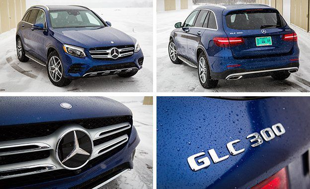 Mercedes Benz Glc Cl Reviews Price