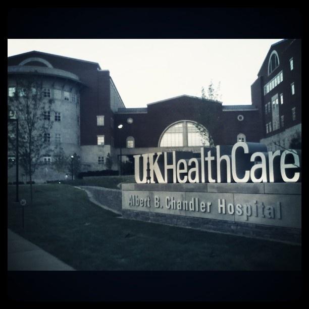 Chandler Hospital University of Kentucky