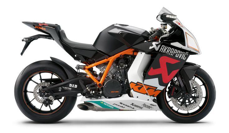 2010 KTM 1190 RC8R Akrapovic Limited Edition