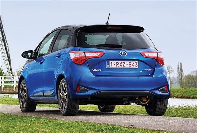 Toyota Yaris: Από θέση ισχύος και πάλι | naftemporiki.gr