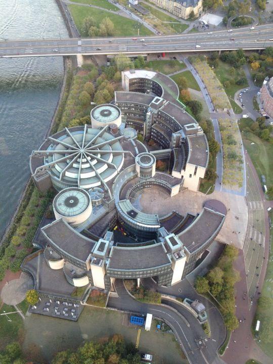 Landtag Nordrhein-Westfalen in Düsseldorf, Nordrhein-Westfalen