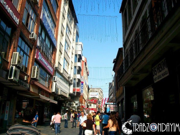 Trabzon Uzun Sokak  #Trabzon #UzunSokak