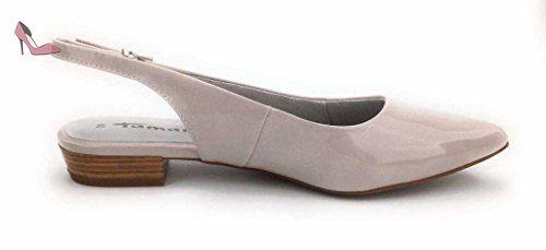 Tamaris 1-29402-28 sandales mode femme, schuhgröße_1:39 EU;Farbe:gris - Chaussures tamaris (*Partner-Link)