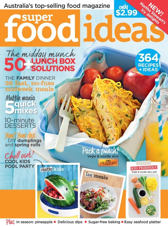 38 super food ideas australia utterly organised super cute food super food ideas february 2013 magsmoveme tasteau forumfinder Images