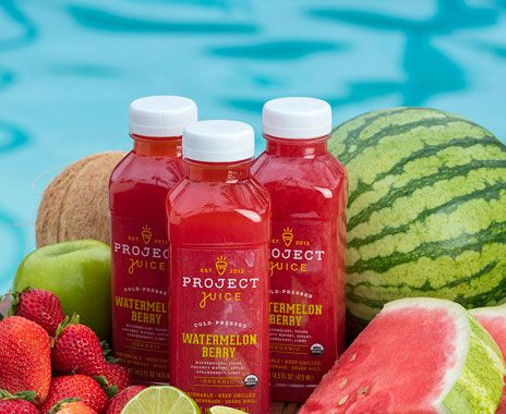 You heard right! Watermelon Berry is back for the summer.