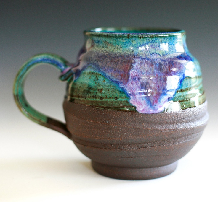 Extra Extra Large Coffee Mug, Holds 32 oz, handmade ceramic cup, ceramic stoneware mug, coffee cup
