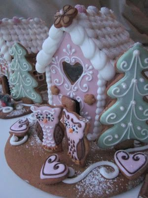 Gingerbread.