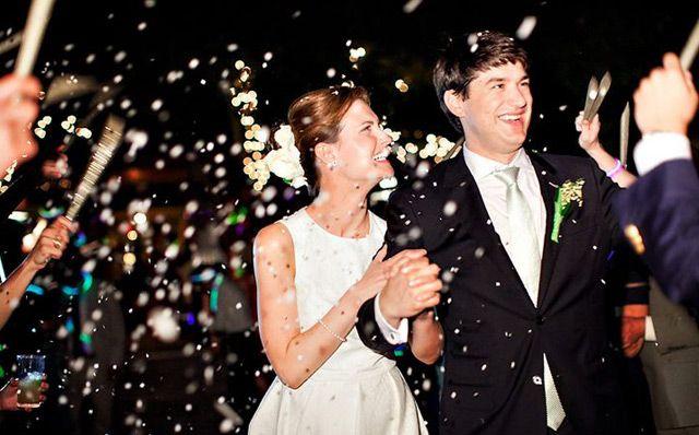 30 Wedding Send-offs and Exits - Mon Cheri Bridals