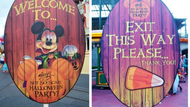 HOW TO: Get the most out of Mickey's Not-So-Scary Halloween Party. #disney