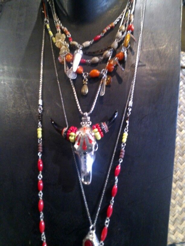 collier Marabout