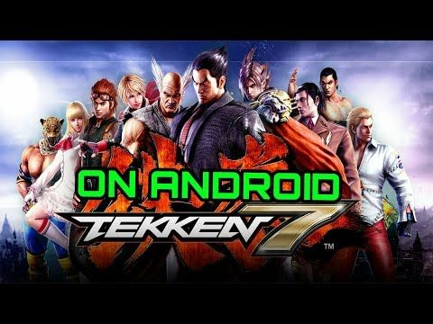it's Tekken 7!!! on Android https://www.youtube.com/watch?v=tp3oV1g_wVg