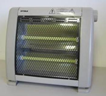 Optimus recalls portable electric heaters