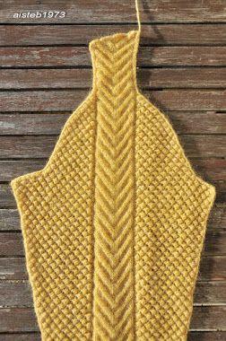 darusja - Нужны ли вашему свитеру углубленные проймы полочки и несимметричные окаты? Как узнать? 1. Нужны, если ваше измерение ШГ1 меньше, чем ШС. Ширина груди 1 (ШГ1) и ширина спинки (ШС) измеряютс …