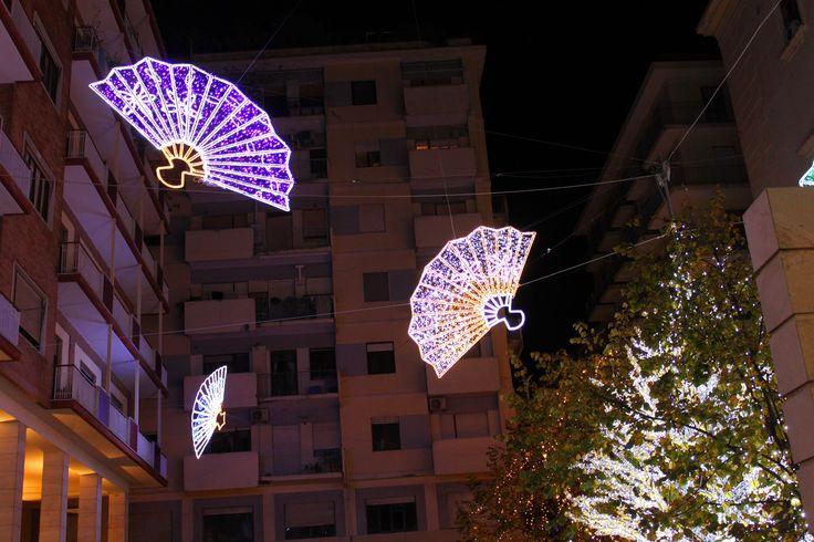 Salerno, Luci d'Artista Piazza Sant'Agostino  www.livesalerno.com  #lucidartista #lucidartista2015 #salerno #luminarie #lucidartistasalerno #mercatinidinatale #christmas #christmasmarket