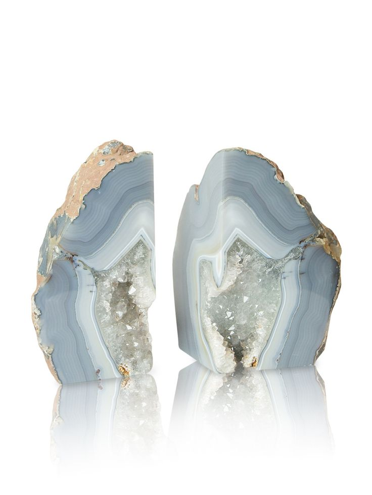 1000 ideas about bookends on pinterest geode bookends diy concrete and bookshelf organization - Geode bookends ...