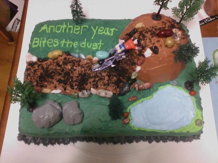mountain bike cake Anthony cake ideas Pinterest ...